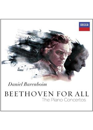 Beethoven for All: The Piano Concertos (Music CD)