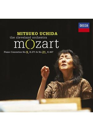 Mozart: Piano Concertos Nos. 9 & 21 (Music CD)