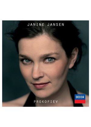 Janine Jansen Plays Prokofiev (Music CD)