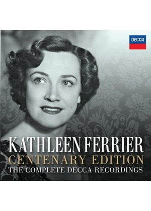 Centenary Edition: The Complete Decca Recordings (Music CD)