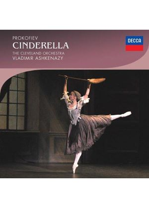 Prokofiev: Cinderella (Music CD)