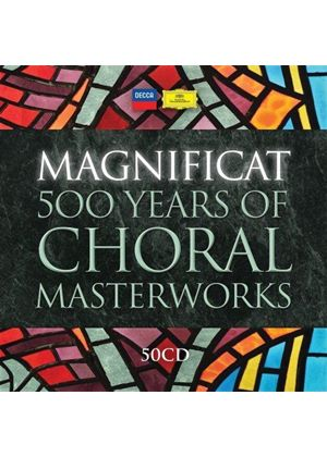 Magnificat: 500 Years of Choral Masterworks (Music CD)