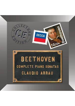 Beethoven: Complete Piano Sonatas (Music CD)