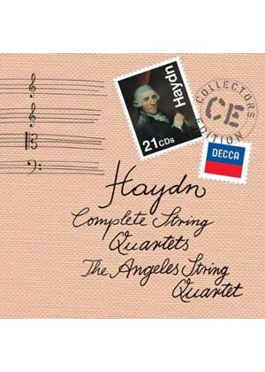 Haydn: Complete String Quartets (Music CD)