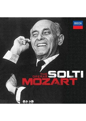 Solti Conducts Mozart (Music CD)