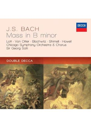 Bach: Mass in B Minor (Music CD)