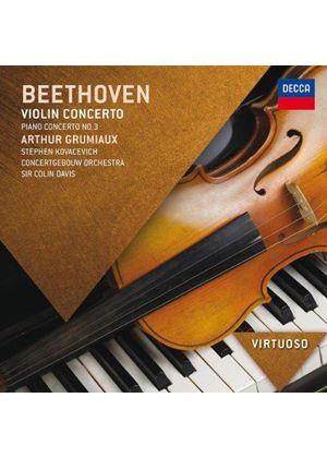 Beethoven: Violin Concerto; Piano Concerto No. 3 (Music CD)