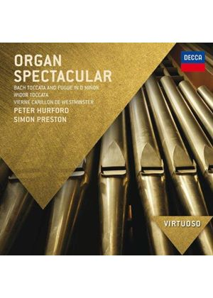 Organ Spectacular (Music CD)