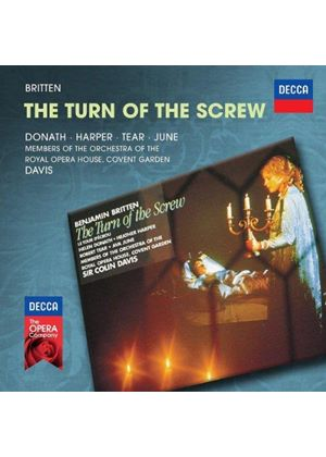 Britten: The Turn of the Screw (Music CD)