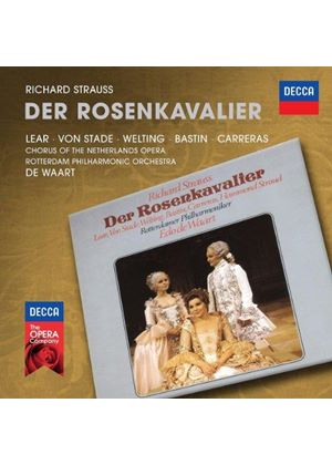 Richard Strauss: Der Rosenkavalier (Music CD)