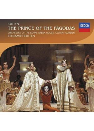 Britten: The Prince of the Pagodas (Music CD)