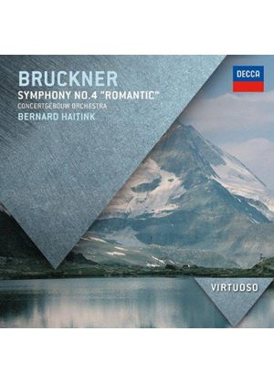 "Bruckner: Symphony No. 4, ""Romantic"" (Music CD)"
