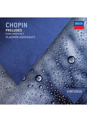 Chopin: Preludes; Piano Sonata No. 2 (Music CD)