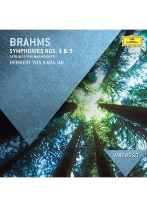 Brahms: Symphonies Nos. 1 & 3 (Music CD)