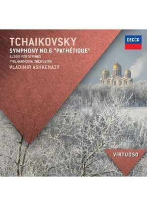 "Tchaikovsky: Symphony No. 6, ""Pathétique""; Elegie for Strings (Music CD)"