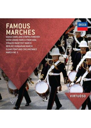 Famous Marches (Music CD)