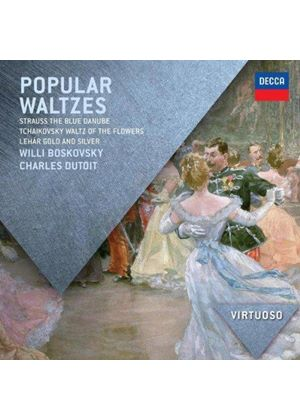 Popular Waltzes (Music CD)