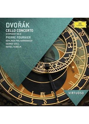 Dvorák: Cello Concerto; Symphony No. 8 (Music CD)