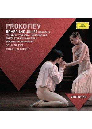 Prokofiev: Romeo & Juliet [Highlights] (Music CD)