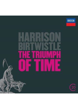 Birtistle: The Triumph of Time (Music CD)