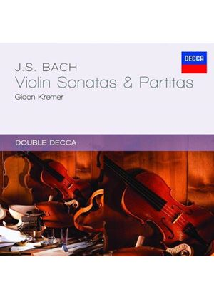 Bach: Violin Sonatas & Partitas (Music CD)