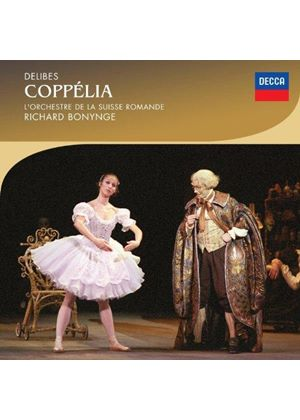 Delibes: Coppélia (Music CD)