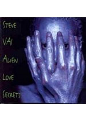 Steve Vai - Alien Love Secrets (Music CD)