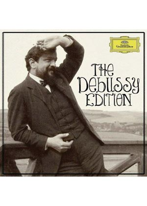 Debussy Edition (Music CD)