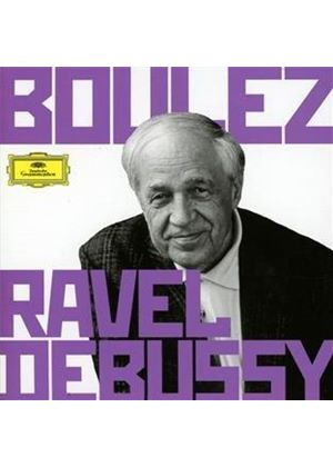 Ravel, Debussy (Music CD)