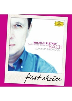 C.P.E. Bach: Sonatas and Rondos (Music CD)