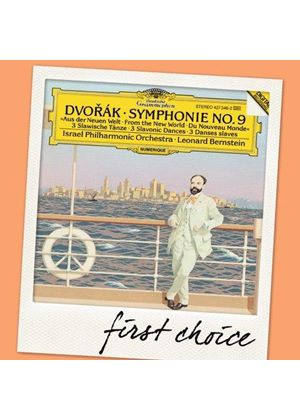 Dvorák: Symphony No. 9 'New World'; 3 Slavonic Dances (Music CD)