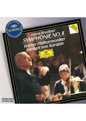 Bruckner: Symphony No. 8 (Music CD)