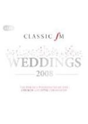 Various Artists - Classic FM Weddings 2008 (2CD)