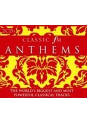 Various Artists - Classic FM Anthems 2008 (2 CD) (Music CD)