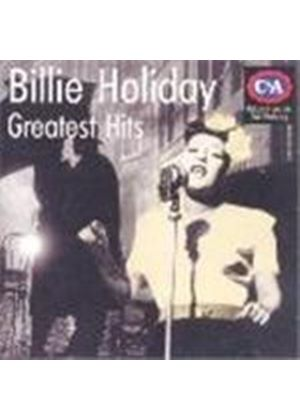 Billie Holiday - Greatest Hits (Music CD)