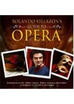 Various Artists - Rolando Vilazon's Guide To Opera (Music CD)