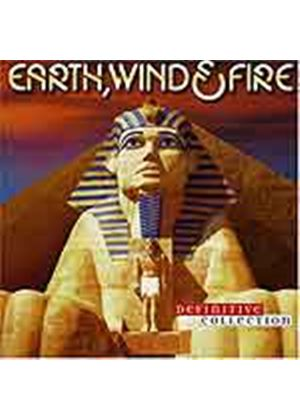 Earth Wind and Fire - The Definitive Collection (Music CD)