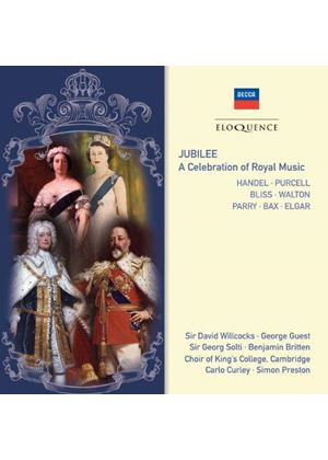 Jubilee: A Celebration of Royal Music (Music CD)