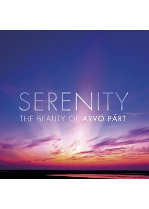 Beauty of Arvo Pärt (Music CD)