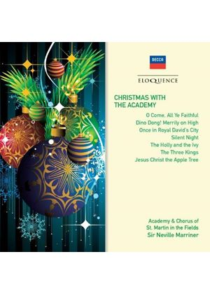 Academy of St. Martin-in-the-Fields - Christmas with the Academy (Music CD)