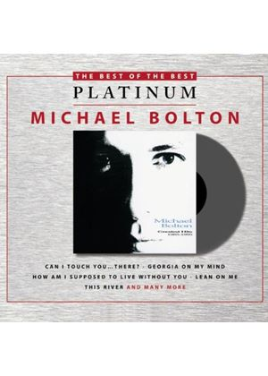 Michael Bolton - Greatest Hits 1985-1995 (Music CD)
