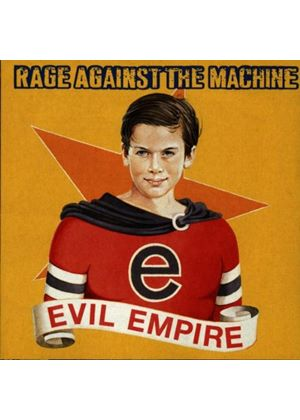 Rage Against The Machine - Evil Empire (Music CD)