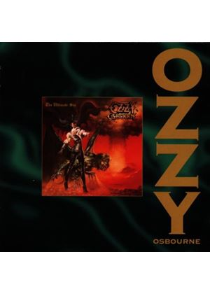 Ozzy Osbourne - Ultimate Sin (Music CD)