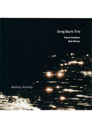 Greg Burk Trio - Nothing Knowing