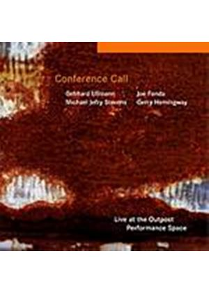 Conference Call - Live At The Outpost Performance Space (Music CD)