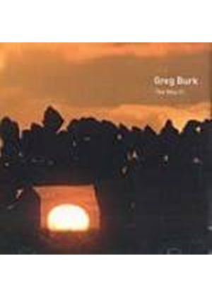 Greg Burk - The Way In (Music CD)