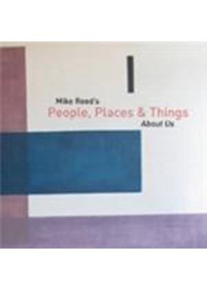 Mike Reed People Places & Things - About Us (Music CD)
