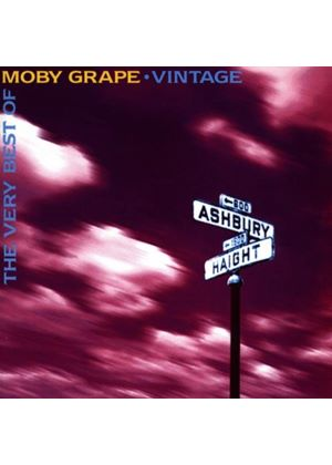 Moby Grape - Vintage - The Very Best Of (Music CD)
