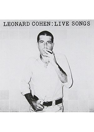 Leonard Cohen - Live Songs (Music CD)