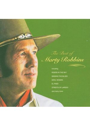 Marty Robbins - The Best Of (Music CD)